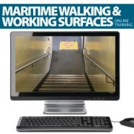 Maritime Training (Walking & Working Surfaces) - Get Maritime Certification for Walking and Working Surfaces Safety