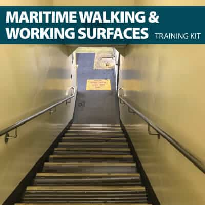 Maritime Walking and Working Surfaces Training Kit