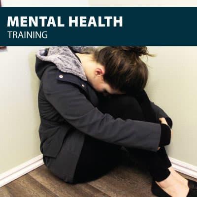 mental health training certification