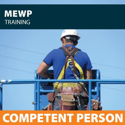 mewp competent person