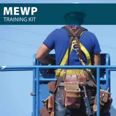 MEWP Training Kit