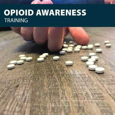 opioid training certification