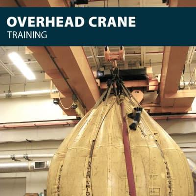 overhead crane training certification