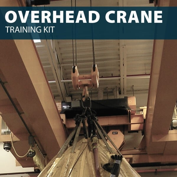 Overhead Crane Training Kit