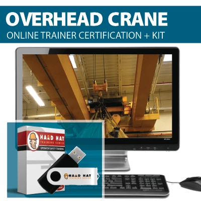 Overhead Crane Train the Trainer Certifcation