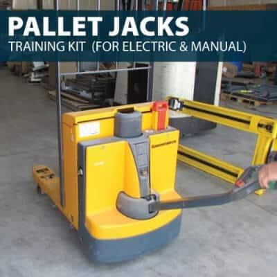 Pallet Jack Training Kit by Hard Hat Training