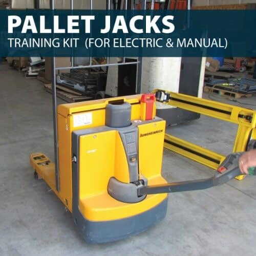 Pallet Jack Training Kit