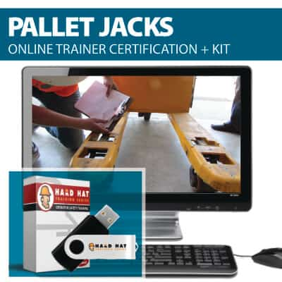 Pallet Jack Train the Trainer Certification