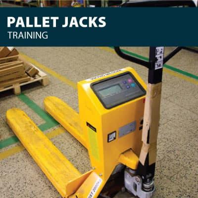 pallet jack training certification