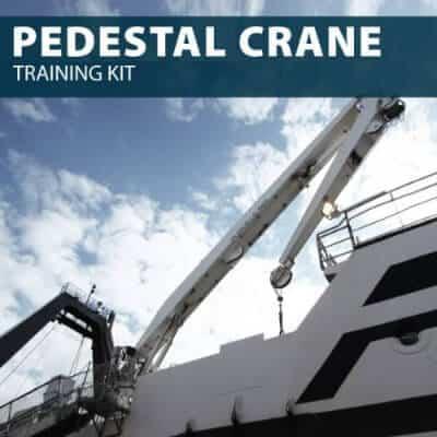Pedestal Crane Training Kit by Hard Hat Training