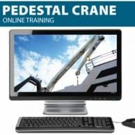 Pedestal Crane Online Training