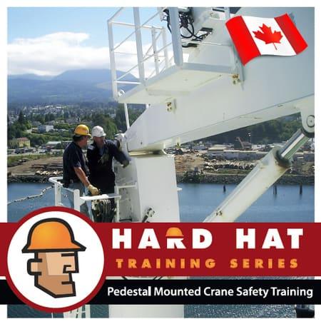 crane in seattle hard hat training