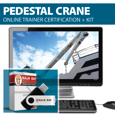 Pedestal Crane Train the Trainer Certification
