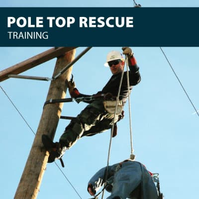 pole tope rescue training certification