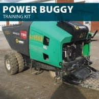 Power Buggy Training Kit/Concrete Buggy Training Kit