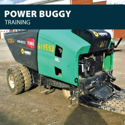 power buggy training certification