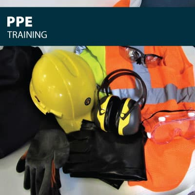 ppe training certification