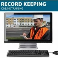 Record Keeping Online Training
