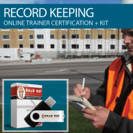 Record Keeping Train the Trainer