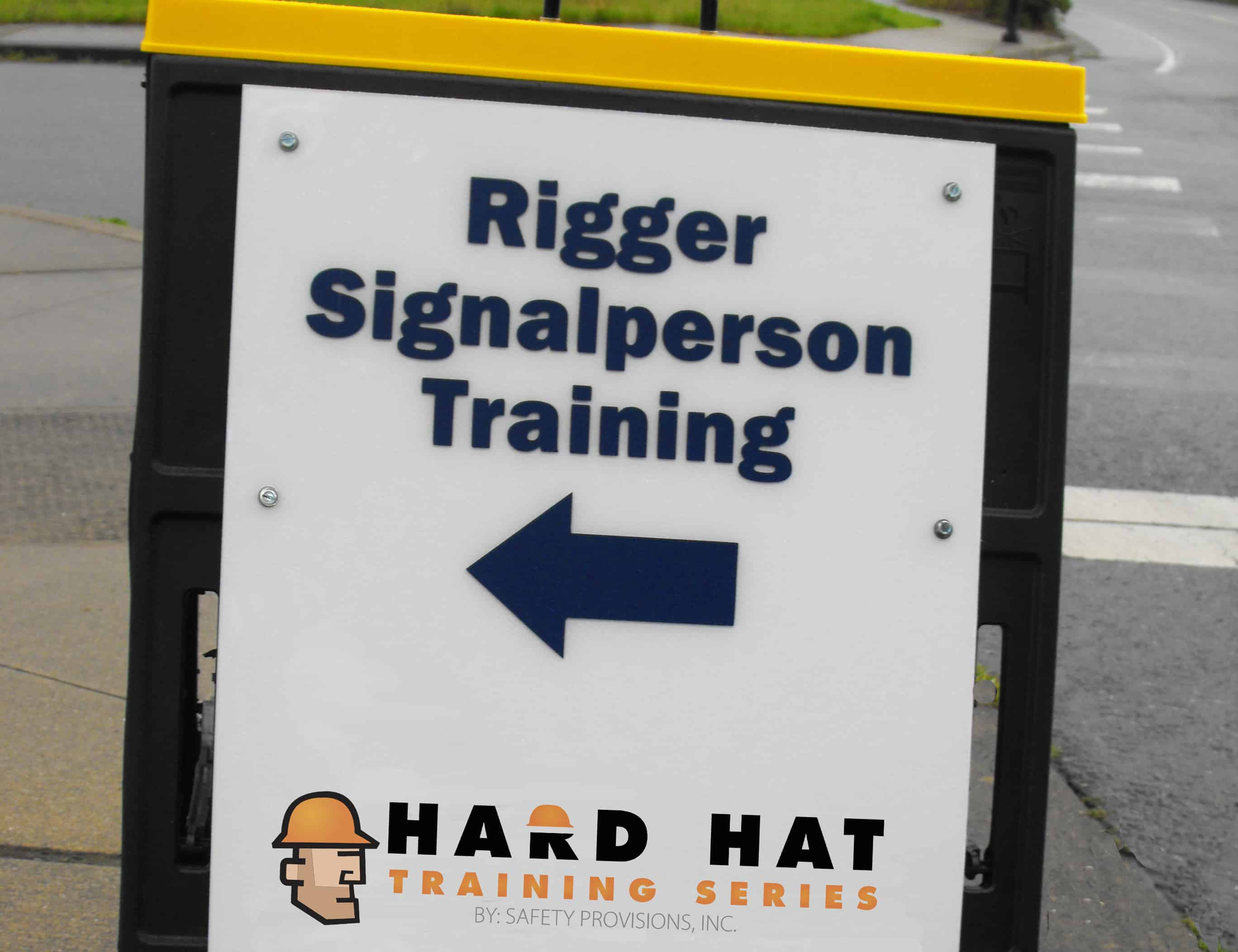 Onsite Training (Onsite Rigger and Signaler Training) by Hard Hat Training