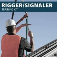 Rigger/Signaler Training Kit by Hard Hat Training