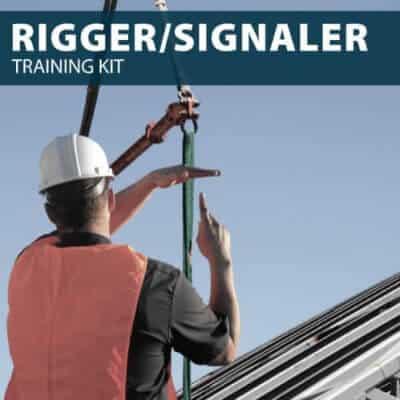 Rigger/Signaler Training Kit by Hard Hat Training