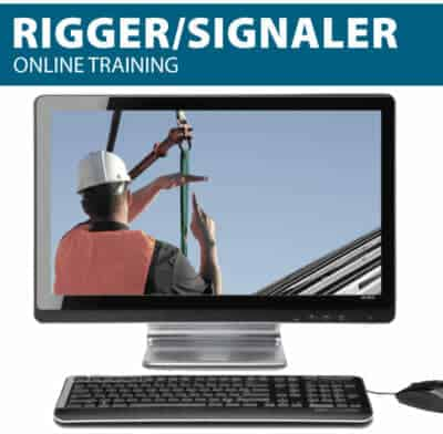 Rigger Signalman Course/Rigger Signaler Training for Rigger Certification (Covers Rigging and Slinging, Signals)
