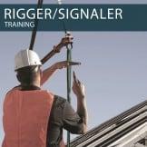 Rigger Signaler Training