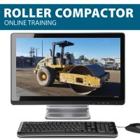 Online Roller Compactor Training from Hard Hat Training