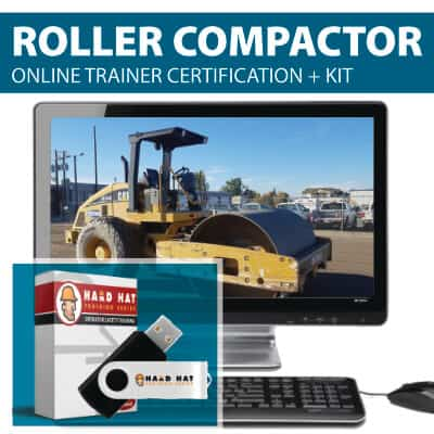 Roller Compactor/Road Roller Operator Trainer Certification Course