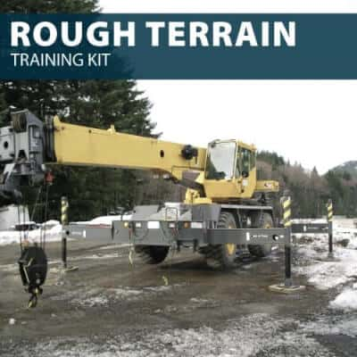 Rough Terrain Training Kit by Hard Hat Training