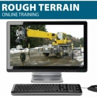 Rough Terrain Crane Online Training