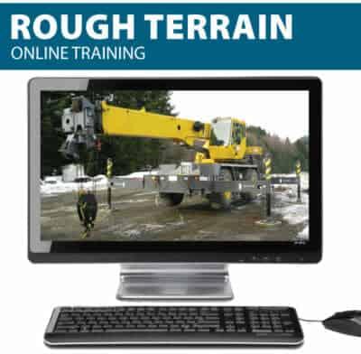 Rough Terrain Crane Online Training