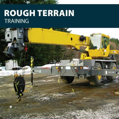 rough terrain training certification