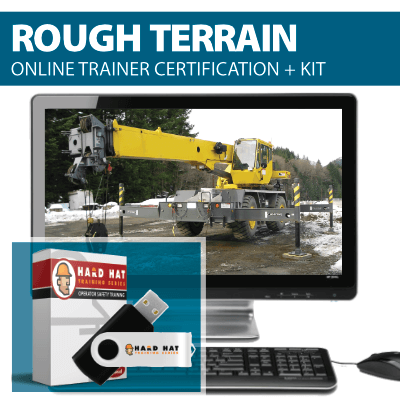 Rough Terrain (RT) Crane Train the Trainer Certification