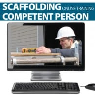 Scaffolding Competent Person Training Online