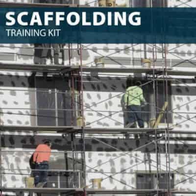 Scaffolding Training Kit by Hard Hat Training