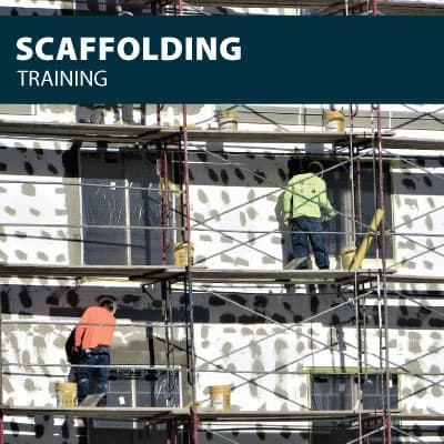 scaffolding training certification