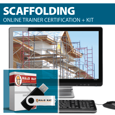 Scaffolding Train the Trainer Certification