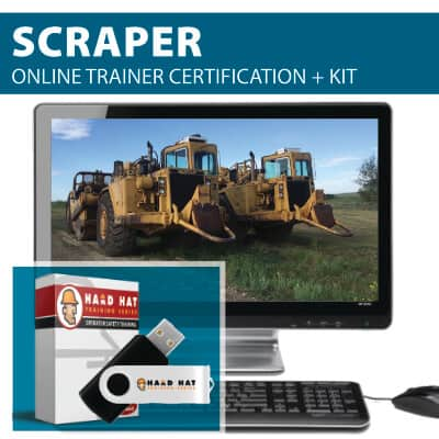 Scraper Train the Trainer Certification Course