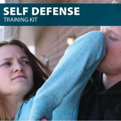 Self Defense Training Kit from Hard Hat Training
