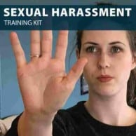 Sexual Harassment Training Kit by Hard Hat Training