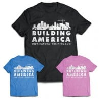 Hard Hat Training T-shirt