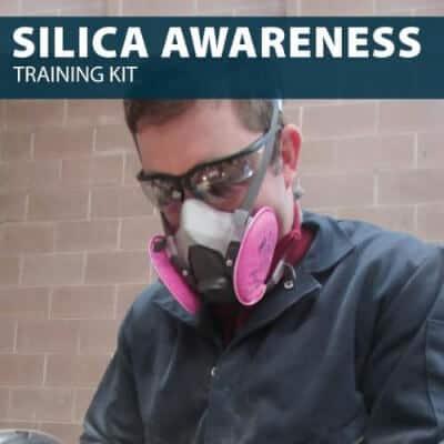 Silica Training Kit by Hard Hat Training