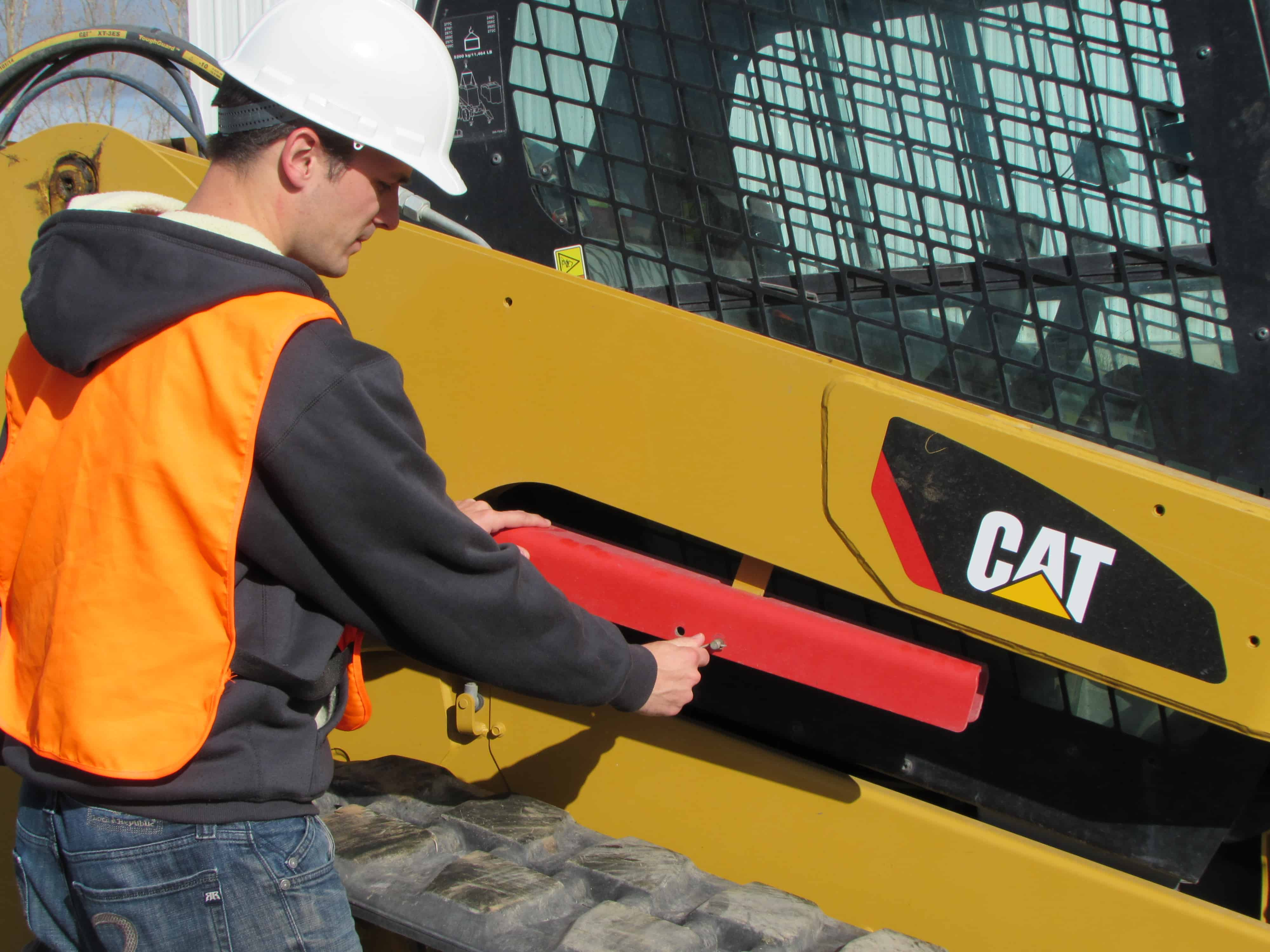 skid steer safety requirements osha training