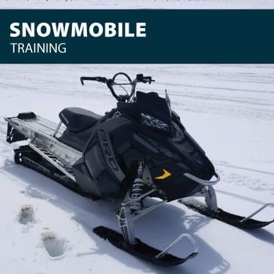 snowmobile training certification