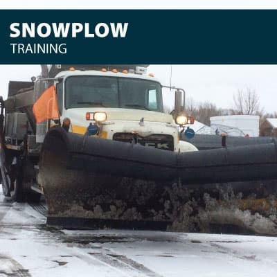 snowplow training certification