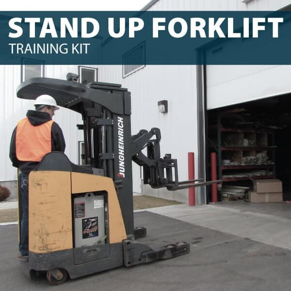 Stand Up Forklift Training Kit