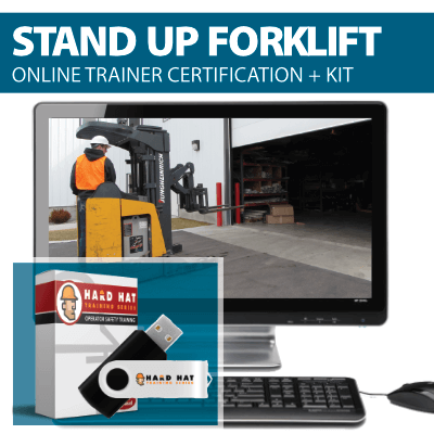 Stand Up Forklift Train the Trainer Certification