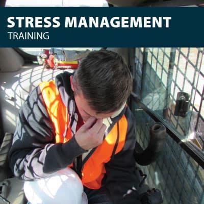 stress management training certification